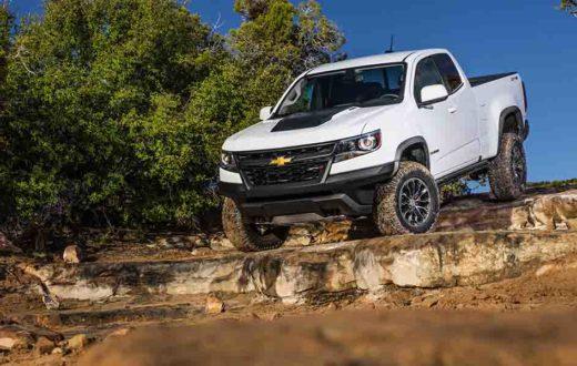 Chevrolet Colorado 4WD ZR2 2018, precio y video
