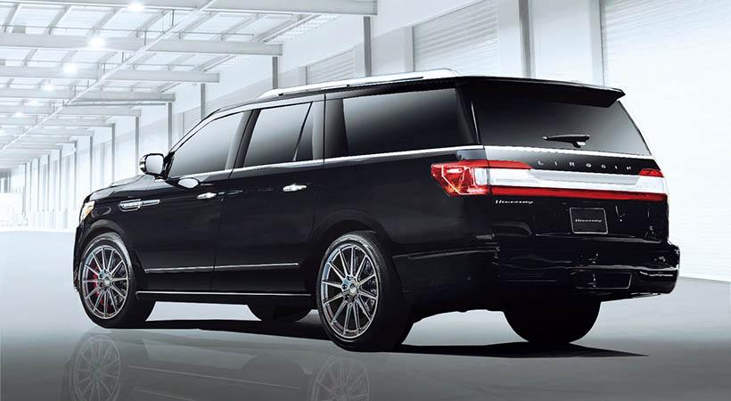 Hennessey Lincoln Navigator 2018