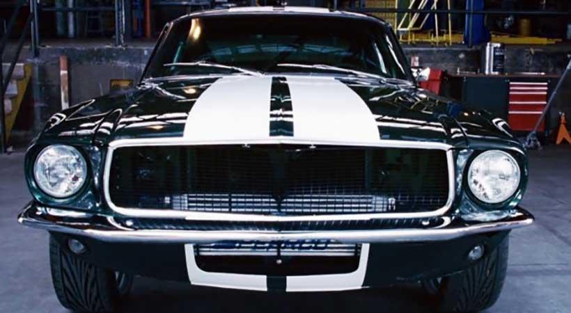 Ford Mustang de Tokyo Drift