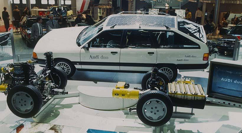 Audi de 0 a 100, historia de éxito que comenzó en 1968