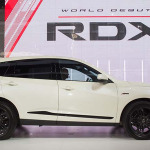 Debut Acura RDX 2019