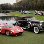 Best in Show Amelia Island Concours D'Elegance 2018