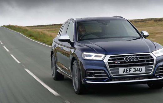 Video, Audi SQ5 2018, manejo deportivo en empaque compacto