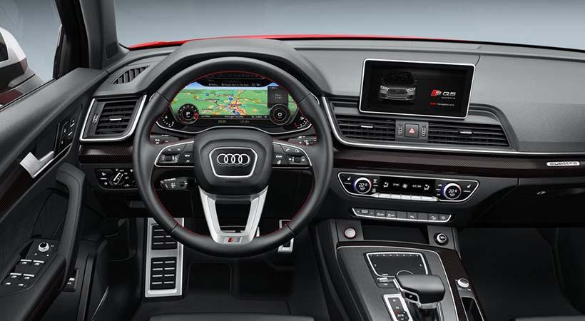 Audi SQ5 2018, video Audi SQ5 2018, Audi SQ5 2018 precio y video