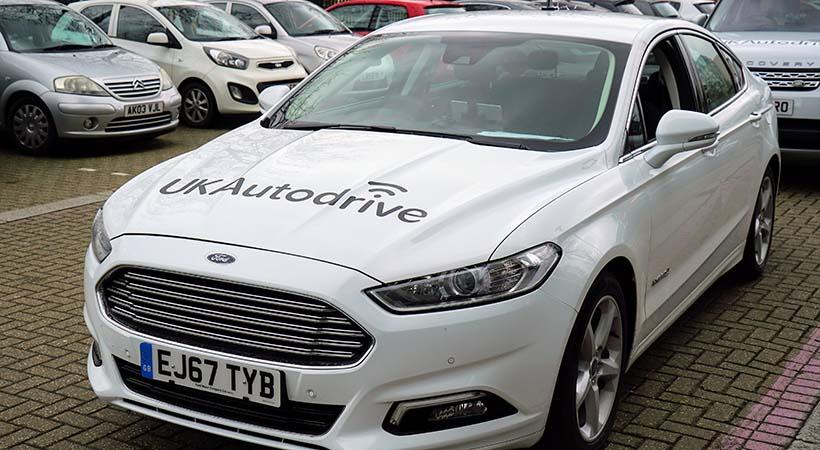 App Ford para encontrar estacionamiento, un invento genial