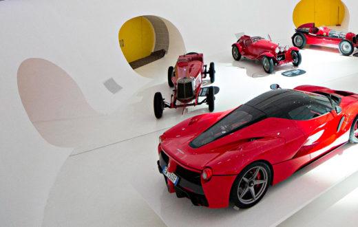 Top 10 datos curiosos de Ferrari