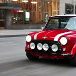 MINI Cooper clásico eléctrico