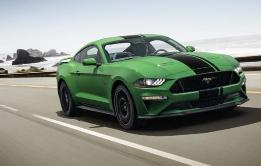 Ford Mustang Need for Green