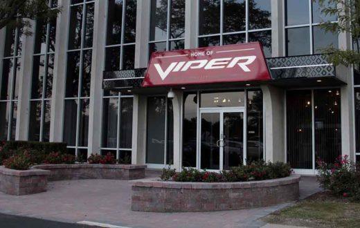 La fábrica del Viper se convertirá en el museo de Grupo FCA
