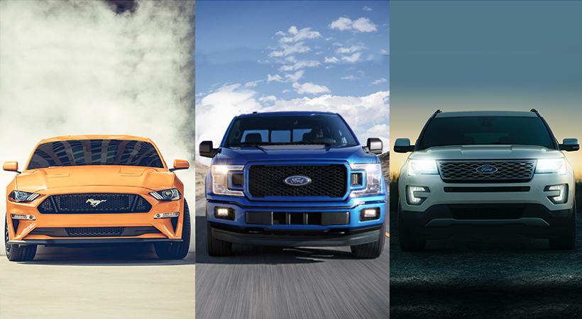 Avalancha Ford 2020