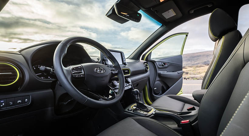 Hyundai Kona 2018, primer contacto desde Hawai