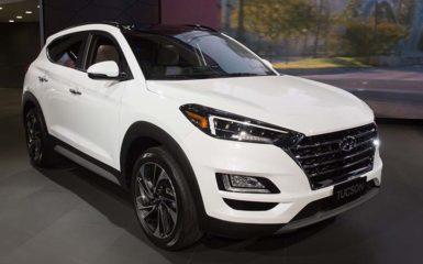 Hyundai Tucson 2019, renovación total en Nueva York