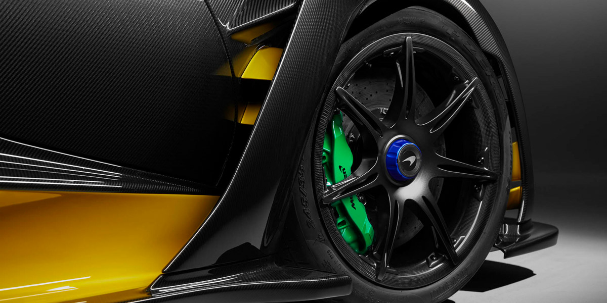 McLaren Senna Carbon Pack