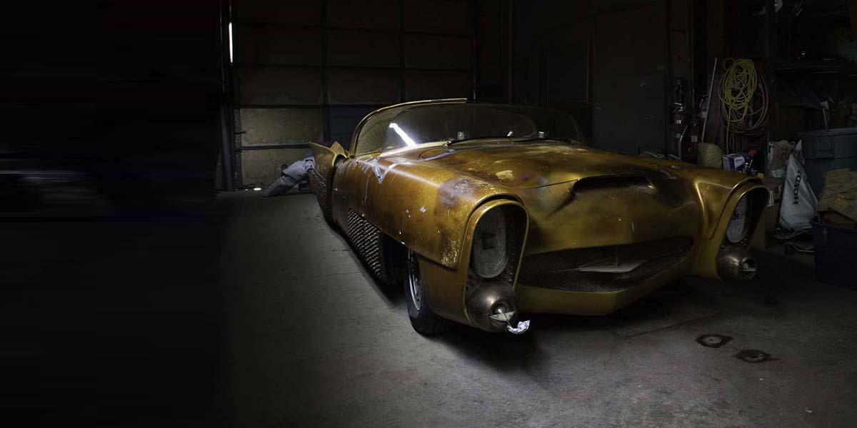 "Golden Sahara II, el primer ""coche autónomo"" será subastado"