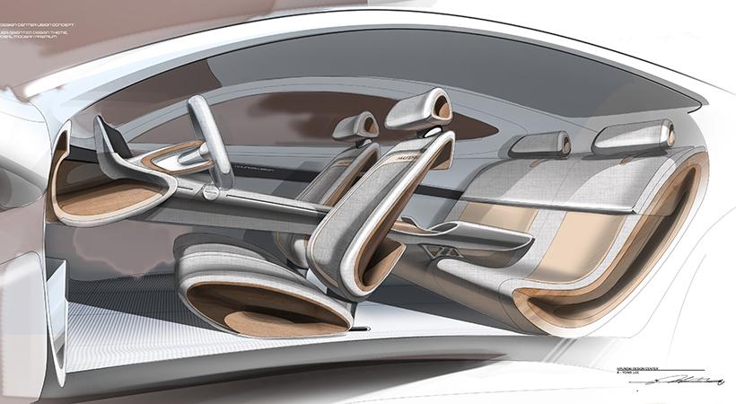 Hyundai Le Fil Rouge Vision Concept