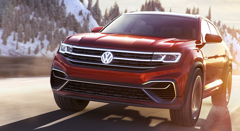 Volkswagen Atlas Cross Sport 2019
