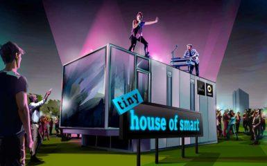Tiny house of smart