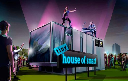 Tiny house of smart