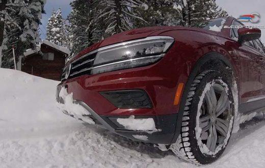 Aventura de invierno Volkswagen 4MOTION