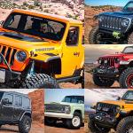 Easter Jeep Safari 2018 con siete concept cars únicos