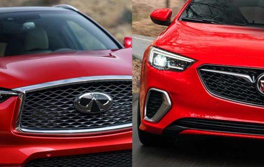 Calidad de Servicio en los concesionarios 2018; Infiniti y Buick No. 1