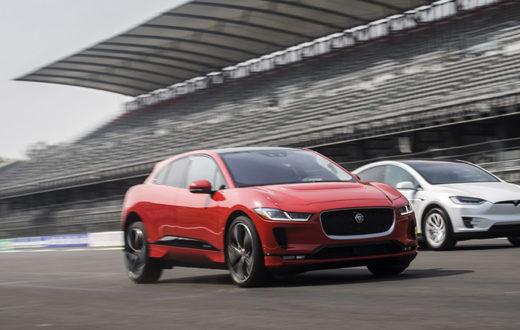Jaguar I-Pace 240 millas de poder electrico