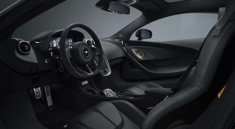 McLaren 570GT Black Collection, sólo 100 unidades para todo el mundo