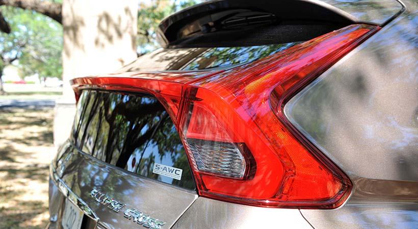 Test Drive Mitsubishi Eclipse Cross 2018