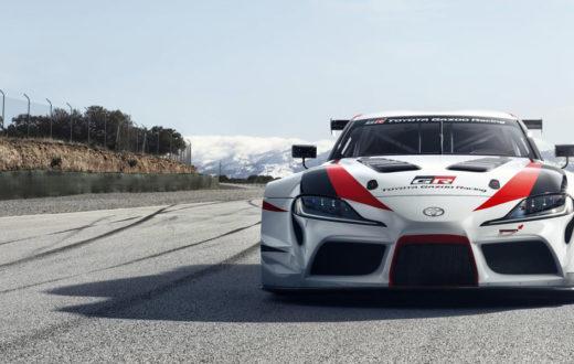 Toyota GR Supra Racing Concept se muestra en Ginebra