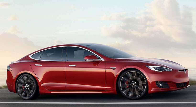 Racall Tesla Model S