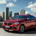 BMW X4 M40i M Performance 2019