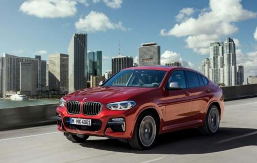 BMW X4 M40i M Performance 2019