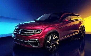 Nueva versión Volkswagen Atlas para cinco pasajeros