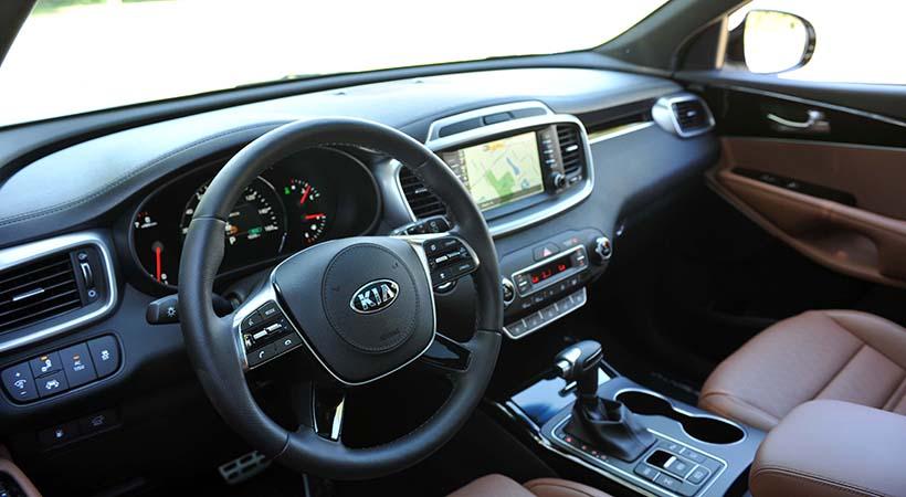Test Drive Kia Sorento SXL AWD 2019