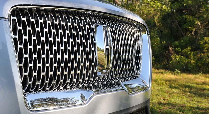 Test Drive Lincoln Navigator Black Label 2018