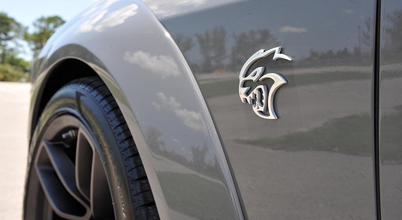 Test Drive Dodge Challenger SRT Hellcat Widebody 2018