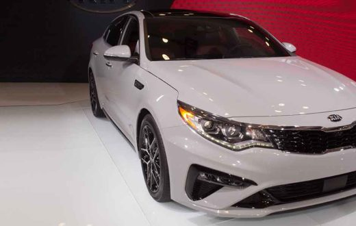 Video KIA K900 2019 en el Auto Show de Nueva York