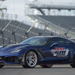 Chevrolet Corvette ZR1 Pace Car Indy 500 con sus 755 HP