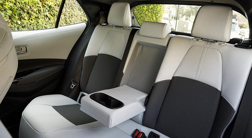 Test Drive Toyota Corolla Hatchback 2019