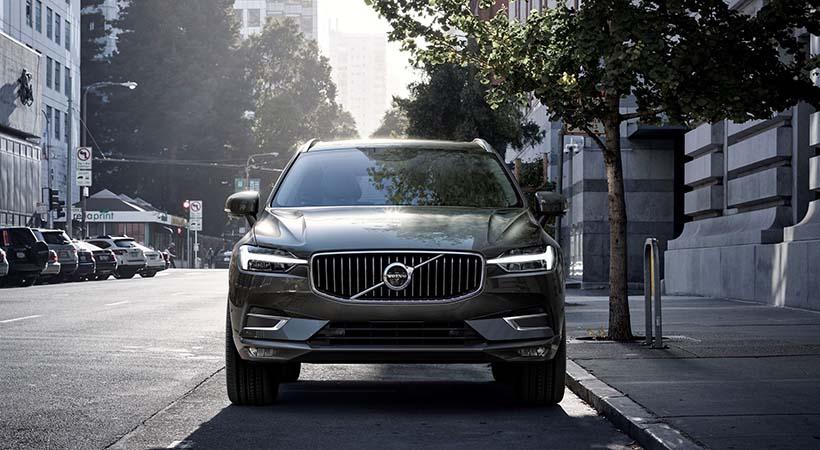 Exitosa prueba Volvo In car Delivery en Palo Alto, California