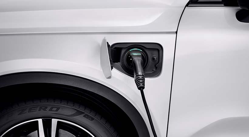 La mitad de los autos Volvo serán eléctricos para 2025
