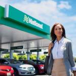 Top 10 empresas de autos de alquiler
