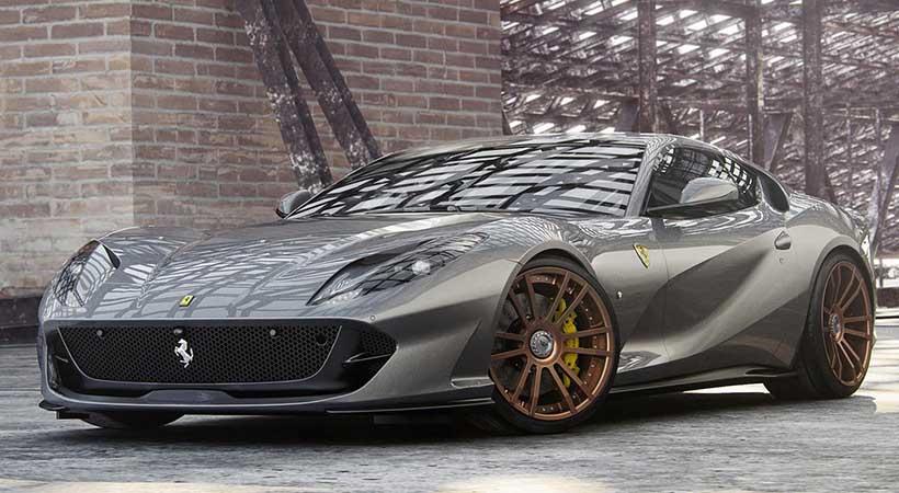 Ferrari 812 Superfast por Wheelsandmore