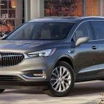 Video Buick Enclave 2018