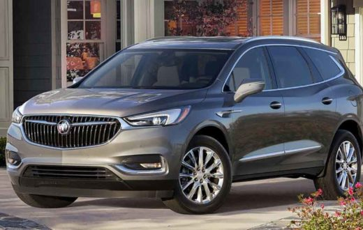 Video Buick Enclave 2018