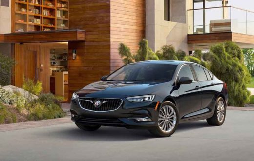 Video Buick Regal Essence 2018, elegancia en movimiento