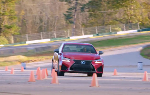 Lexus 0 a 60: Atlanta