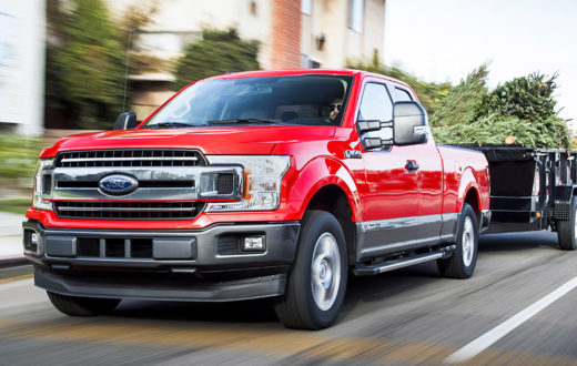Ford F-150 Power Stroke Diesel 2018