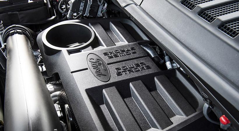 Ford F-150 Power Stroke Diesel 2018