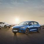 Debut global Ford Focus 2019